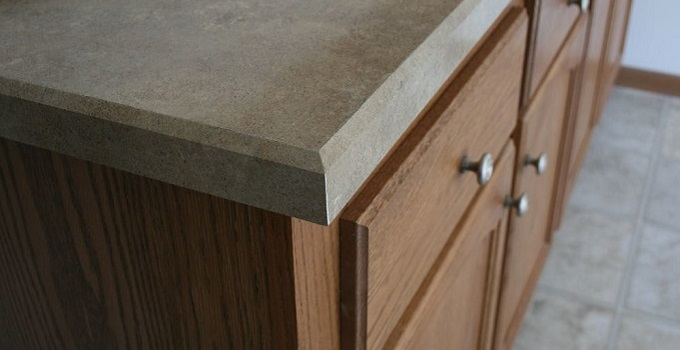 Bevel Countertop Edge