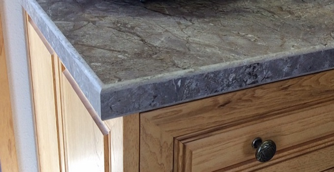 Gem-Loc Countertop Edge by Loti Corp